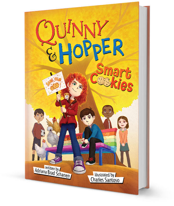Quinny and Hopper Book 3